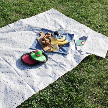 레인 피크닉매트 S 110 x 80cm:피크닉매트+파우치