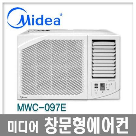 창문형 에어컨/MWC-097E 일체형 창문 에어컨 (자가 설치 상품)