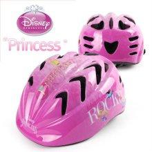 디즈니 프린세스 아동 헬멧