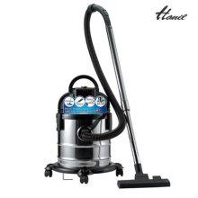 업소용 청소기 HC-1900BL [1200W / 건식·습식 겸용 / 불어내기기능]