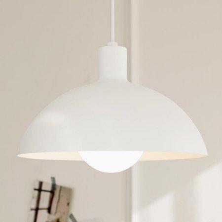 [LED] 투투1등 펜던트-2color 화이트:전구색(노란빛)