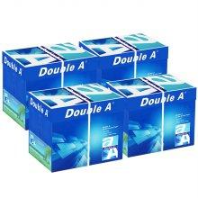 더블에이 A4 복사용지(A4용지) 80g 2500매 4BOX(10000매)