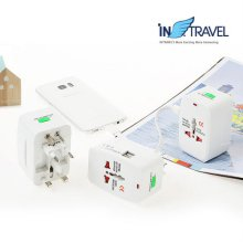 USB 멀티플러그 듀얼포트 / 해외여행 필수품!