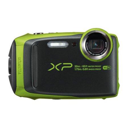 파인픽스 방수카메라 XP120 [WiFi 버전/라임]