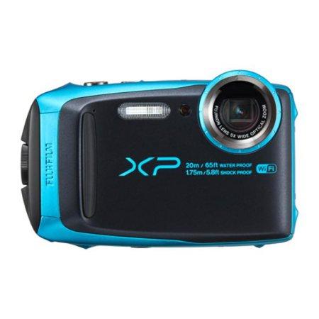 파인픽스 방수카메라 XP120 [WiFi 버전/스카이블루]