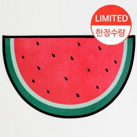<20대 한정> 수박 반달 발매트