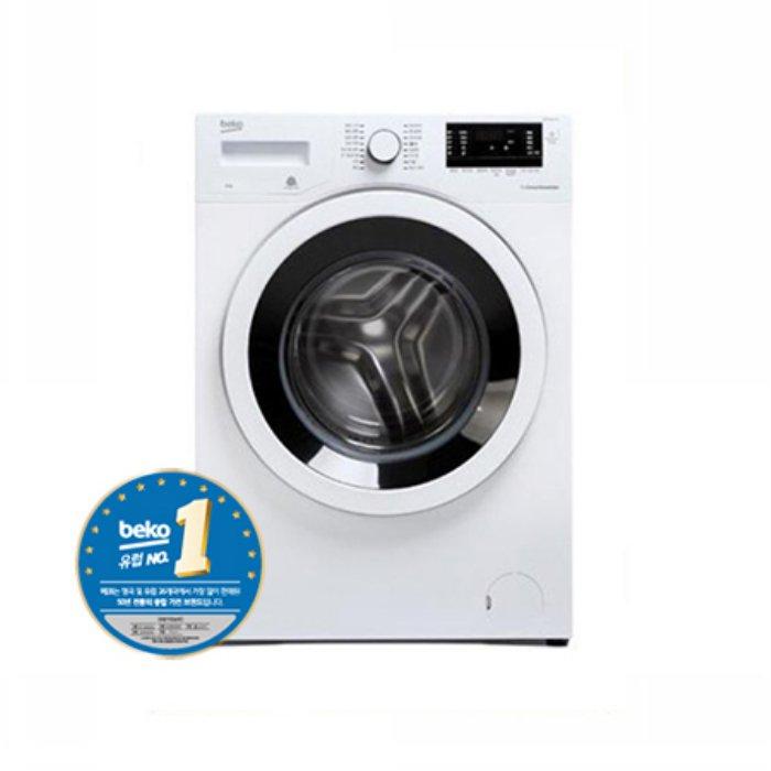 베코 [*특S급 리퍼상품*][*온라인최저가 보장*] 유럽대표 드럼세탁기 WMY91283LB3 [9KG/스마트인버터모터/화이트] [하이마트]