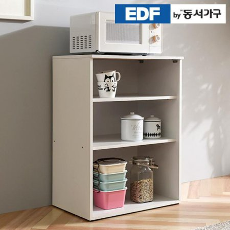 EDFby동서가구 스카리안 오픈수납장 DFF3447H _화이트