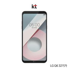 [KT 공기계/무약정]LG Q6 32기가[화이트][LGM-X600K]