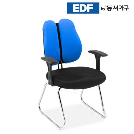 DBA 매쉬의자 DF630352 _블루