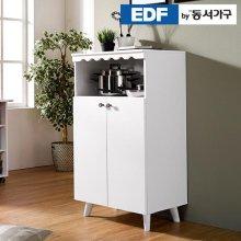 EDFby동서가구 올리브 다용도 수납장 DF636000 _화이트