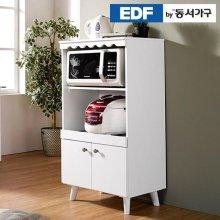 EDFby동서가구 올리브 수납 렌지대 DF635998 _화이트