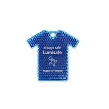 루미세이프 안전반사경_티셔츠 블루