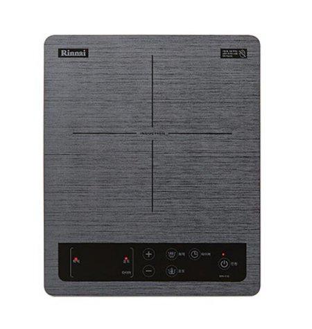 1구 포터블 인덕션 전기레인지 RPI-Y10 [10단계 화력조절 / 맞춤 온도설정 / LED 터치]
