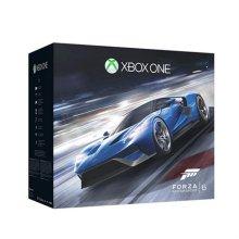 [10주년 기념 한정판 패키지] XBOX ONE 1TB 포르자 모터스포츠6 (KF6-00046)