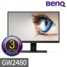 [포토리뷰작성시 1만원상품권] GW2480 IPS 광시야각 모니터 / 60.5cm(23형)