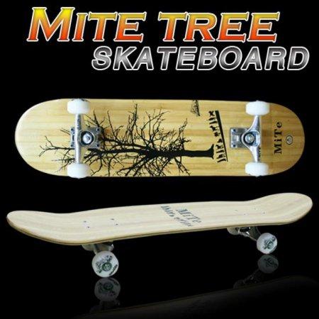 마이트 나무 스케이트보드 초등학생부터 성인까지가능