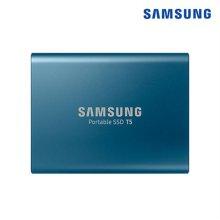 T5 외장하드 SSD[500GB / 전송속도최대 540 MB/sec / 인터페이스 USB 3.1 Gen2]