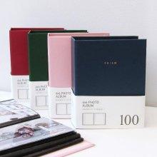 인디고 프리즘 4X6 포토 앨범(100포켓) [포켓식앨범/포토앨범] Green