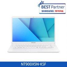 [지점전시상품] 38.1cm 노트북 펜티엄 4415U 화이트 NT900X5N-KSF