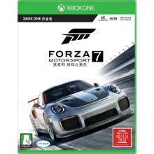 Xbox One 포르자7 스탠다드 GYK-00008 [60fps / 4k화질]