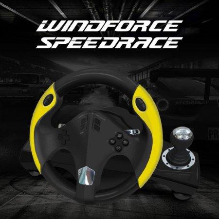 윈드포스스피드레이스 WFSW-001 [PS4 / PS3 / X-BOX ONE / PC 플랫폼 지원]
