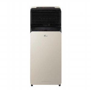 CEF-3410R 절전형 리모컨 전기히터 슬림형 PTC온풍기