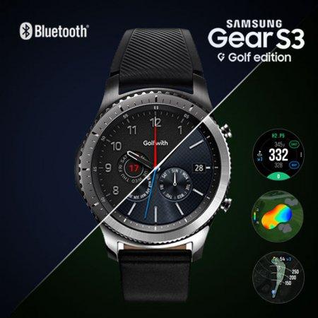 Golfwith X Gear S3 삼성전자 기어 S3 블루투스 골프에디션 골프거리측정기 S3_클래식
