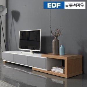EDFby동서가구 GT익스텐션 2200 투톤거실장 DF636755