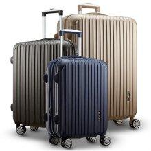 퍼스트 20+24형 세트 여행용캐리어 여행가방 샴페인골드