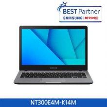 정품 Win10 / 초고속 SSD 북3 NT300E4M-K14M