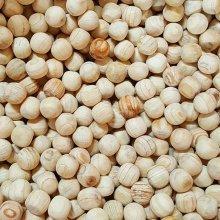천연 100% 편백나무 구슬칩 500g