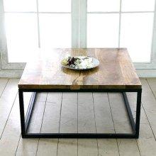인더스트리얼 IRON80 사각 테이블