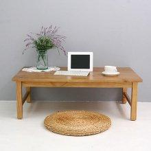 아메리카 통소나무 사각테이블