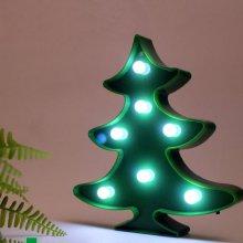 크리스마스트리 조명 램프 마퀴라이트조명