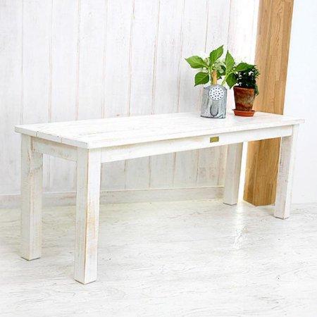 뉴송고무나무 2인벤치(white)