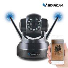 고화질 무선IP카메라 가정용 홈 CCTV 카메라 VSTARCAM-100G