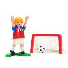 골대와 축구선수(4947)