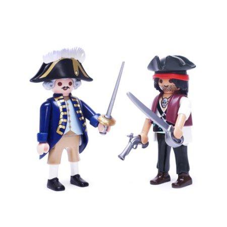 듀오팩-해적과 군인(6846)