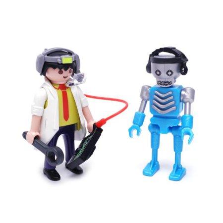 X판매종료X듀오팩-로봇과 과학자(6844)