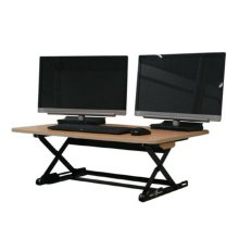 DeskTopDesk 높낮이 조절 스탠딩책상 DTD-M-EMB [망블피치 / 중형 / 표준형]