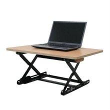 DeskTopDesk 높낮이 조절 스탠딩책상 DTD-S-EMB [망블피치 / 소형 / 표준형]