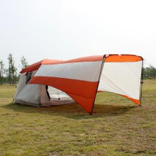 실속형5∼7인용 와이드 리빙쉘 텐트