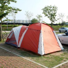 실속형4인용 투룸 하우스 텐트