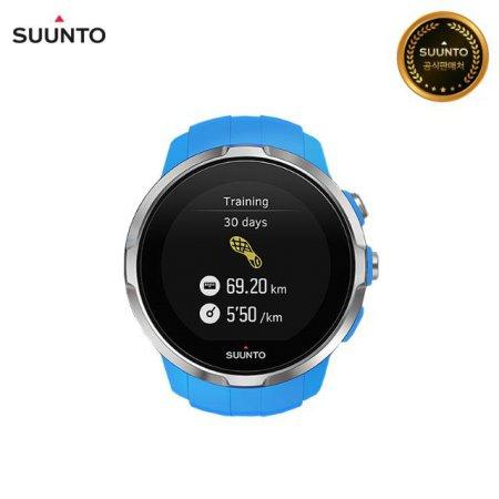 순토 스파르탄 스포츠 블루 (HR) Spartan Sport  BLUE (HR) (SS022652000)