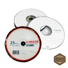 CD-R [25매 / 700MB / 80min]