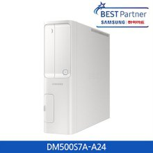데스크탑 DM500S7A-A24 [Pentium Processor G4560 / 4GB / 500GB HDD / DVD Dual / Win10]