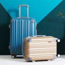 브라이튼 브이 20형 (ABS) 하드 여행가방 미드나잇블루