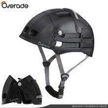 [Overade] 오버레이드 플릭시 폴딩 헬멧 블랙 S-M