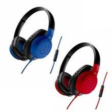 헤드폰 ATH-AX1ISBL (블루)